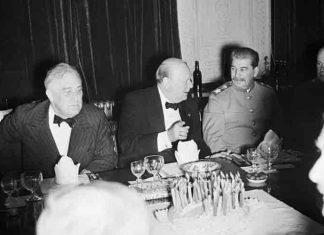 Churchill diner