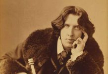 Oscar Wilde in New York 1882