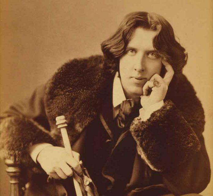 Oscar Wilde in New York 1882
