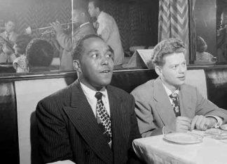 Charlie Parker in een biografie van Stanley Crouch