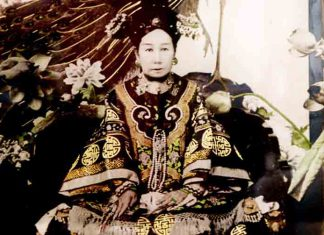Cixi, keizerin van China