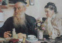 Leo en Sofia Tolstoi