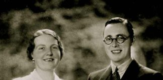 Juliana en Bernhard