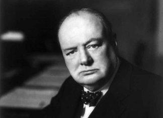 Winston Churchill Harry van Wijnen