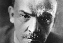 Lenin in een biografie van Victor Sebestyen