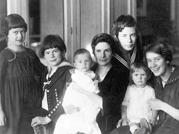 Katja Mann 1919