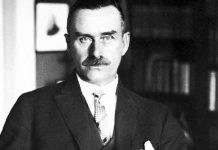 Thomas Mann 1929