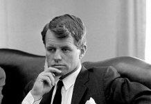Robert Kennedy biografie