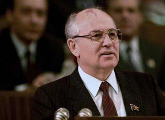 Michael Gorbatsjov