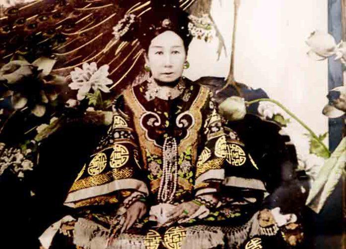 Cixi, keizerin van China
