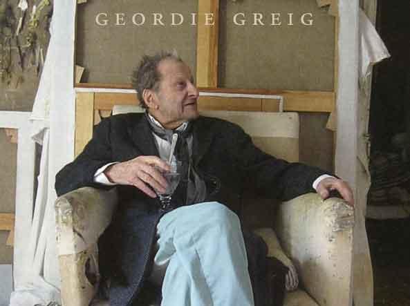 Lucien Freud Geordie Greig