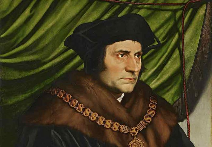 Thomas More Peter Ackroyd Biografieportaal