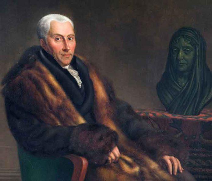 Gijsbert Karel van Hogendorp
