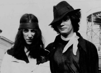 Patti Smith and Robert Mapplethorpe - Just kids