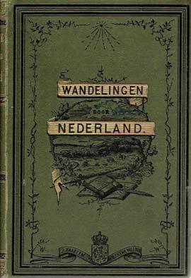 Wandelingen door Nederland Jacobus Craandijk