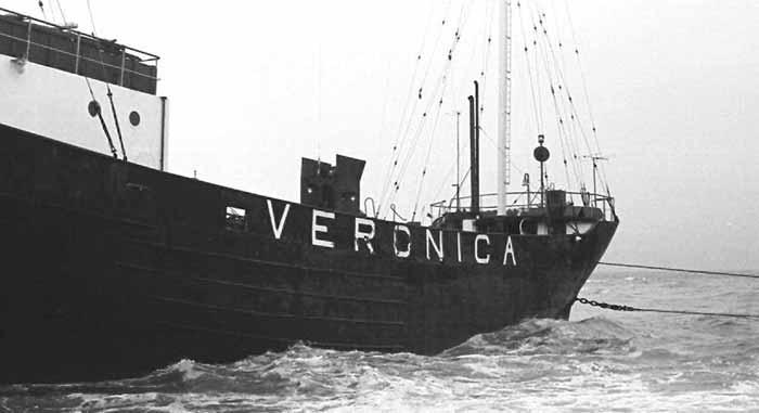 Veronica zeezender