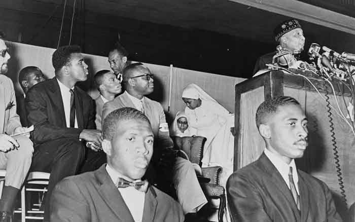 Muhammad Ali Elijah Muhammad