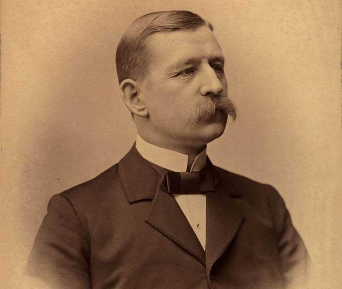 Salomon August André