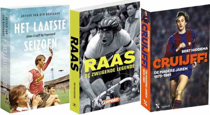 sportbiografieën voorjaar 2018