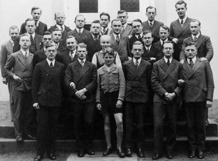 Dietrich Bonhoeffer biografie