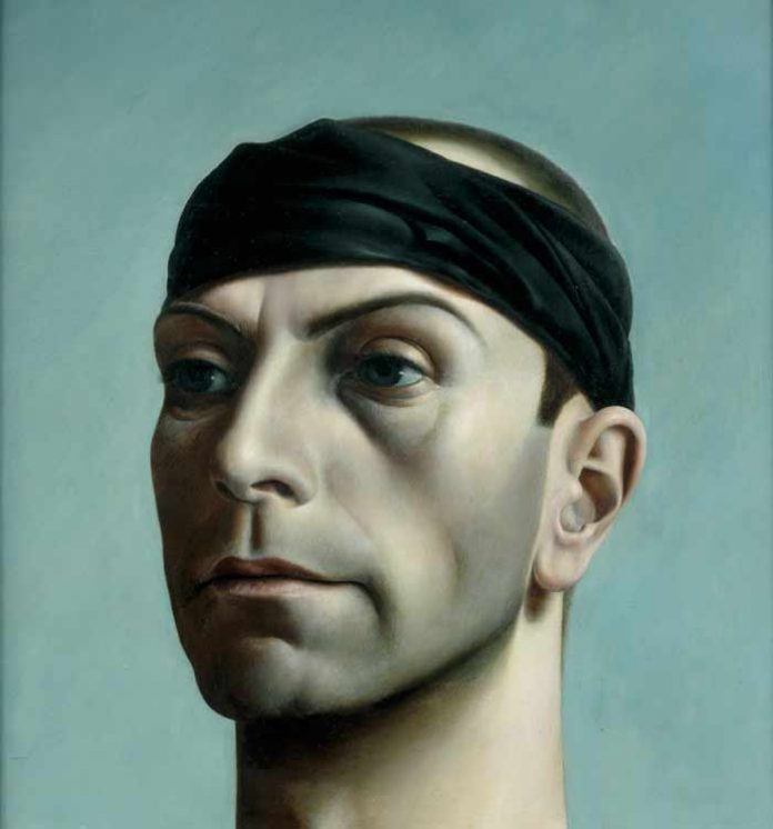 Pyke Koch Zelfportret 1937