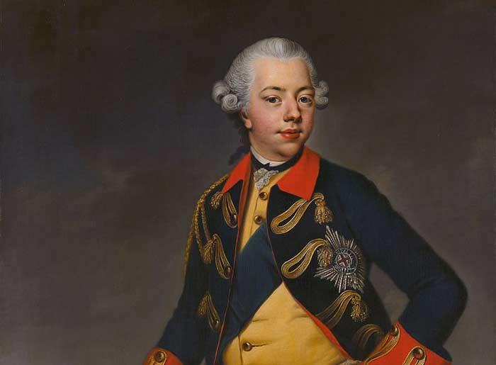 Willem V 1748-1806
