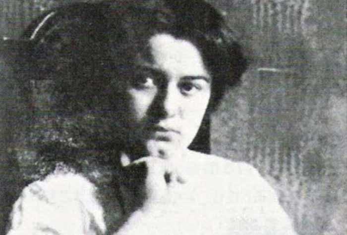 Edith Stein als student in Breslau