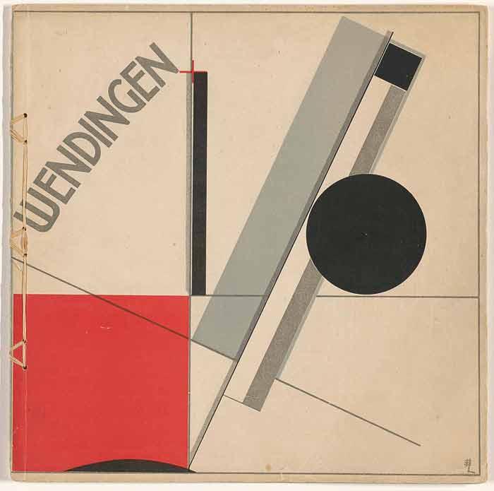 El Lissitzky - Wendingen (1921)