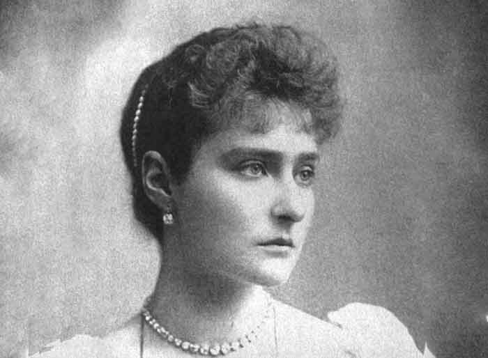 Alix kleindochter van Victoria