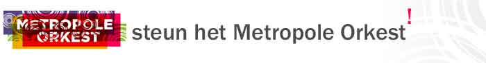 Steun het Metropole Orkest