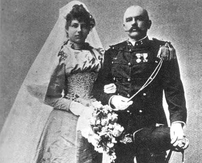 Mata Hari trouw John MacLeod