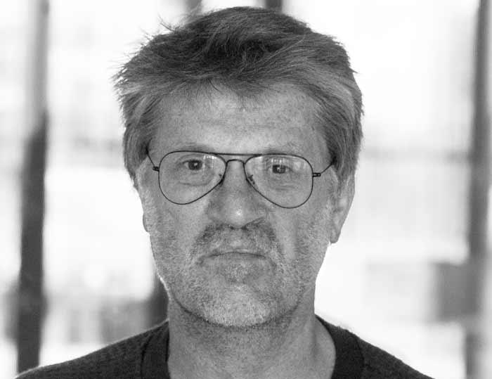 Paul Kempers biograaf Jean Leering