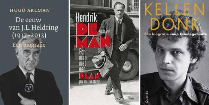 biografieën die in het najaar van 2018 verschijnen