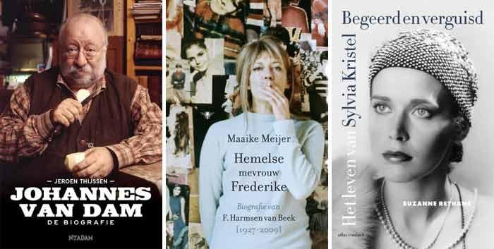 biografieën voorjaar 2019