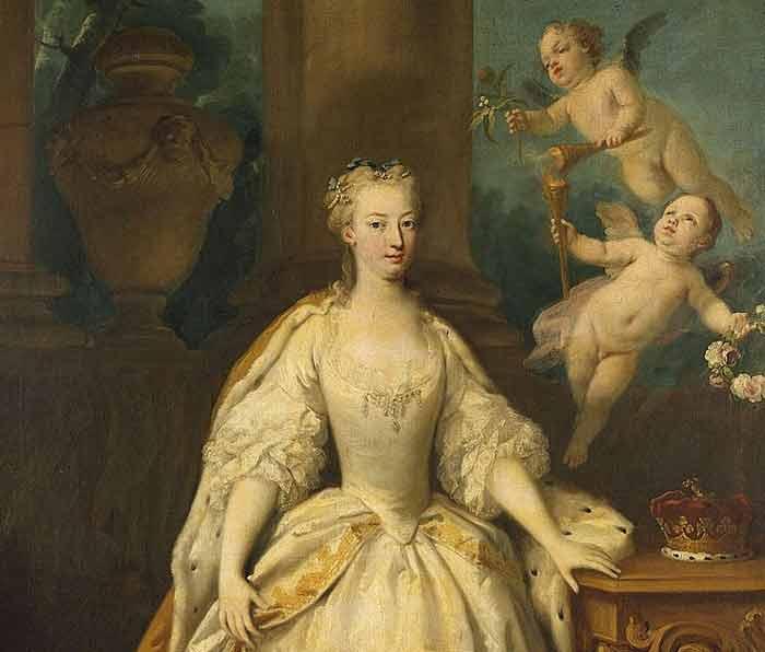 Anna van Hannover, de vrouw van Willem IV