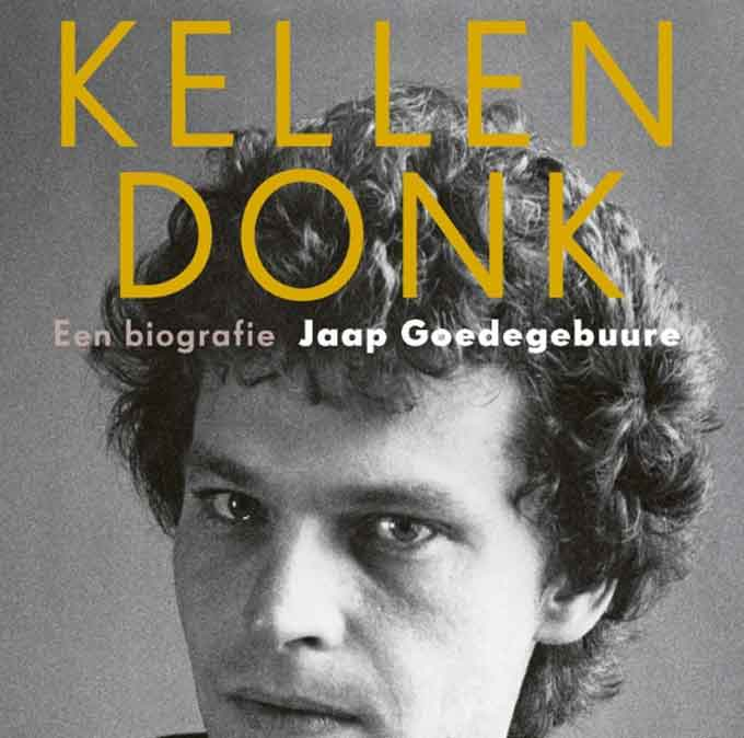Frans Kellendonk een biografie van Japp Goedegebuure