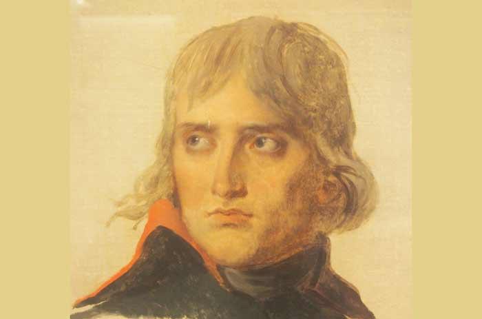 Napoleon in een biografie van Adam Zamoyski