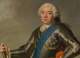 Willem IV in een biografie van Fred Jagtenberg