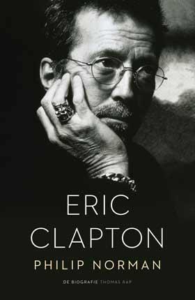 Eric Clapton biografie Philip Norman