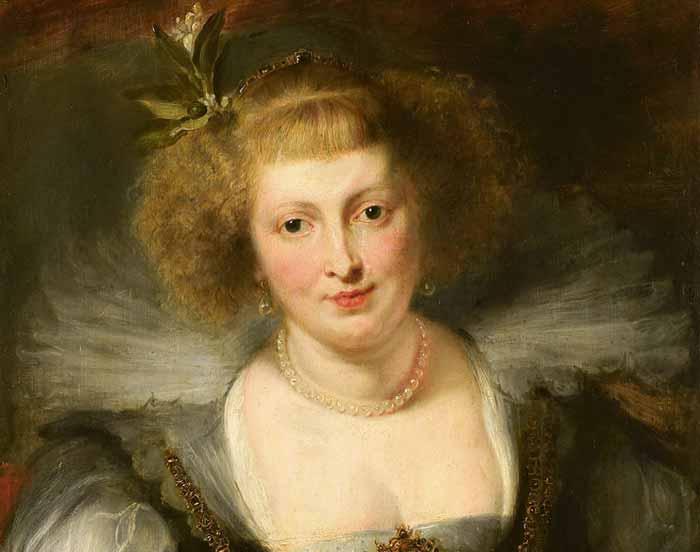 Hélène Fourment, ca. 1630-1631
