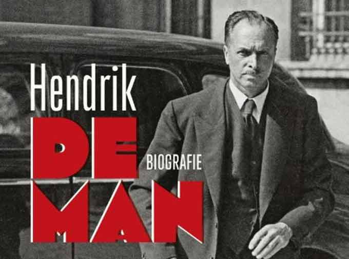 Hendrik de Man biografie