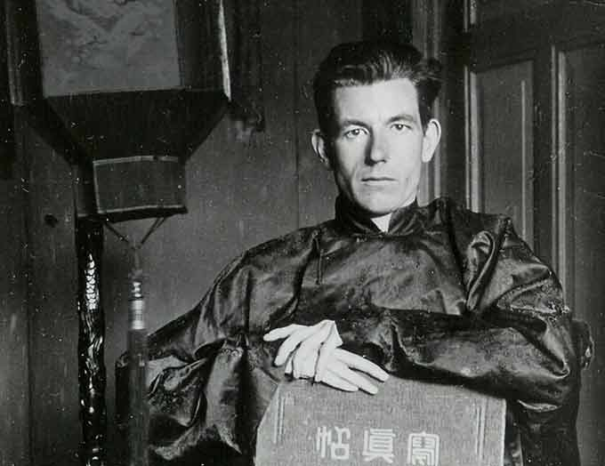 Slauerhoff biografie Wim Hazeu