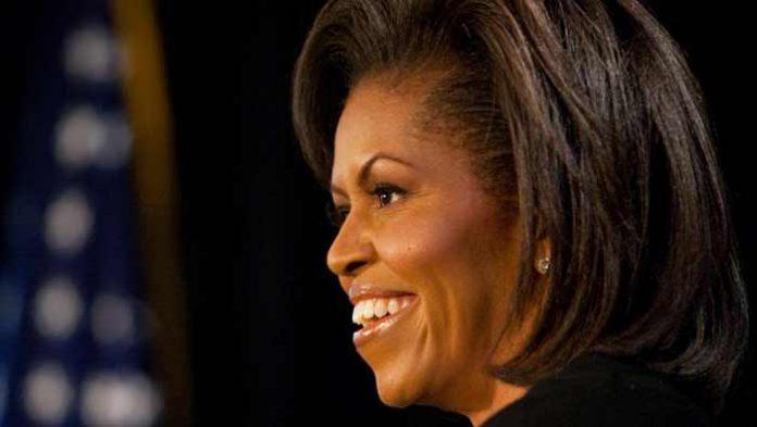 Michelle Obama autobiografie