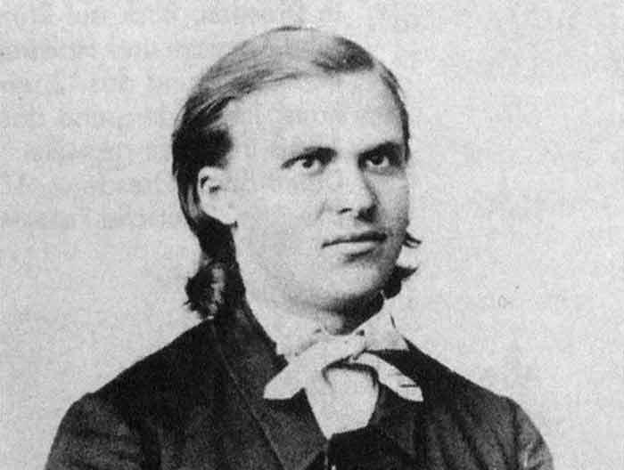 Friedrich Nietzsche 1862