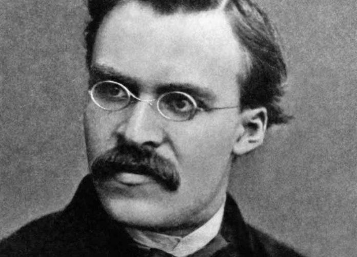 Friedrich Nietzsche 1869