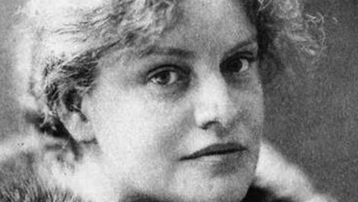Lou Salomé, 1914
